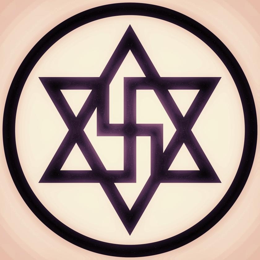 Raelian_symbol_by_synartisis